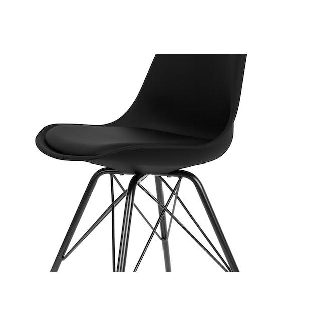 Axel Chair - Black, Carbon - 5