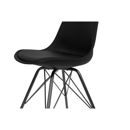 Lichang - Axel Chair - Black, Carbon