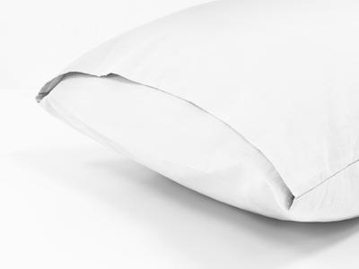 Aurora Pillow Case (Set of 2) - White - Image 2