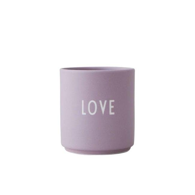 Favourite Cup - Lavender (Love) - 0