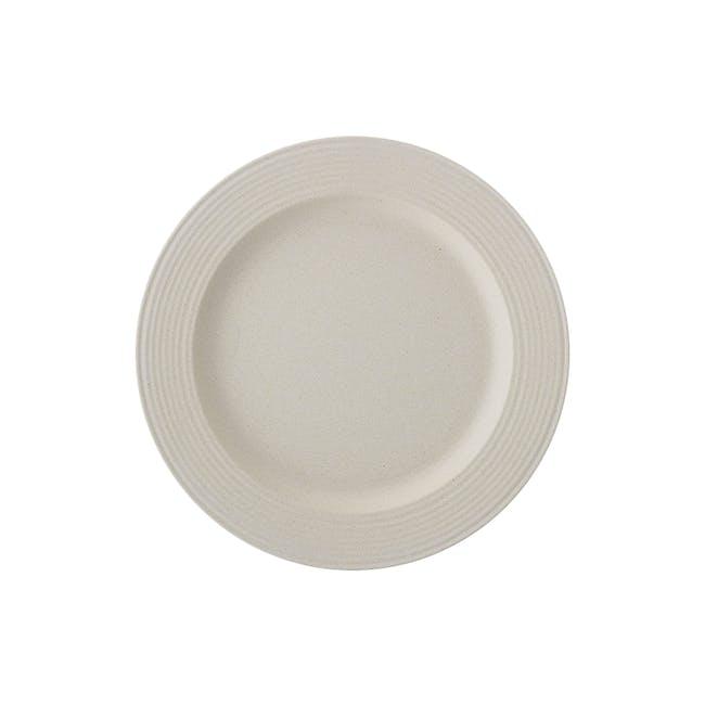 Rhea Side Plate - Ivory (Set of 6) - 1