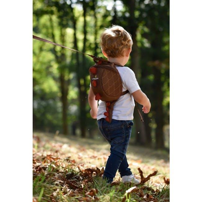 LittleLife Animal Toddler Backpack - Dinosaur - 3
