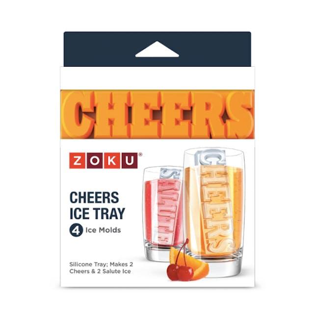 Zoku Cheers Ice Mold - 8