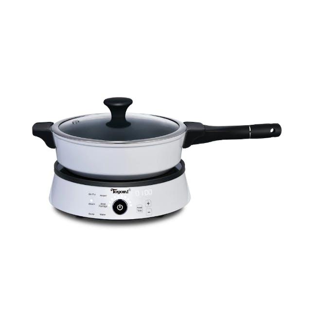 TOYOMI Precise Temperature Intelligent control Induction Cooker IH 03J02 - 1