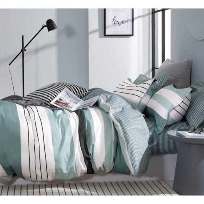 Jamus 5-pc Bedding Set (2 Sizes) - 0
