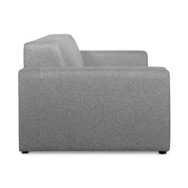 Adam 3 Seater Sofa - Stone - 3