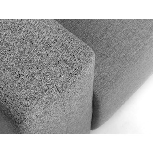 Adam 3 Seater Sofa - Stone - 5