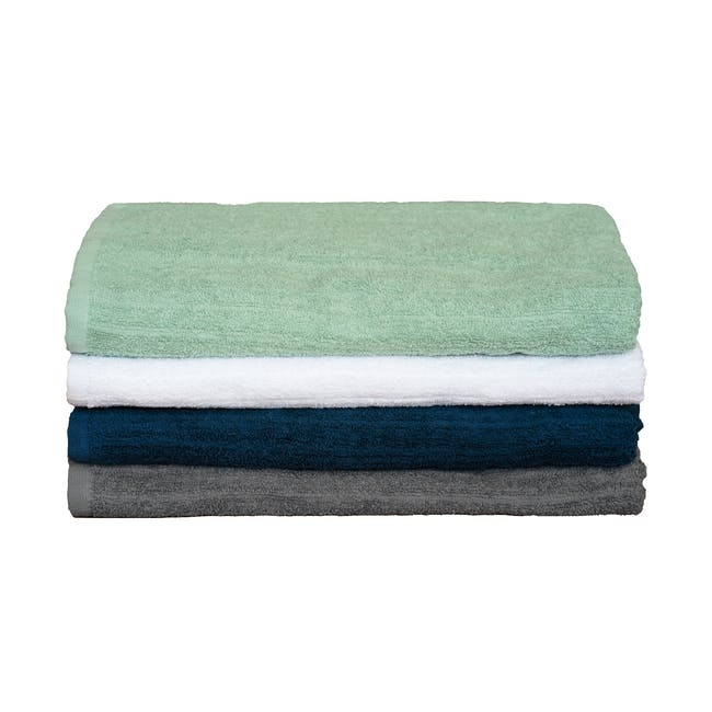 EVERYDAY Bath Towel - Sage - 3