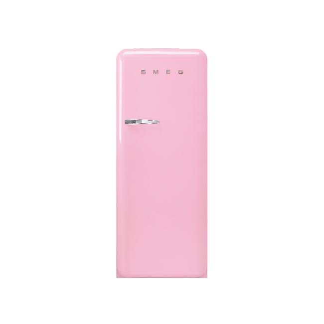 Smeg FAB28 Single-Door Refrigerator - Pink - 0