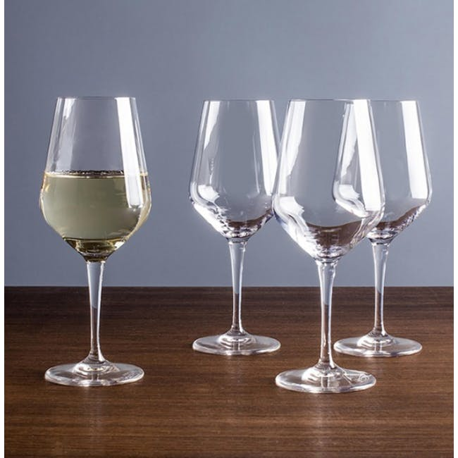 Electra Wine Glass (Set of 4) - 3