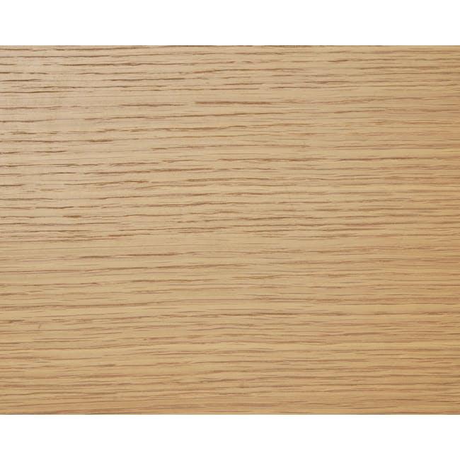 Poet Occasional Table Set - Oak - 6