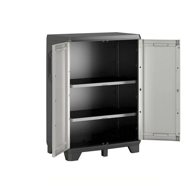 Gear Base Cabinet - 1