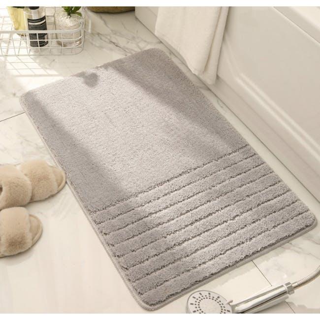 Relle Floor Mat - Cloud Grey - 1
