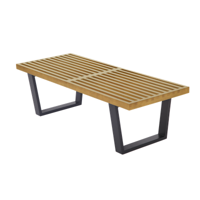 Nelson Bench 1.2m - Image 1