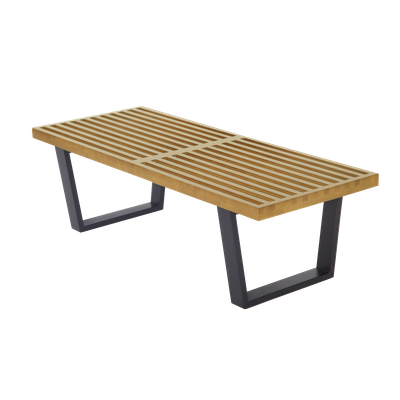 Nelson Bench 1.8m - Image 1