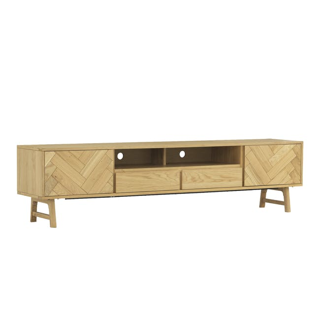 Gianna TV Console 2.2m with Gianna Coffee Table - 9