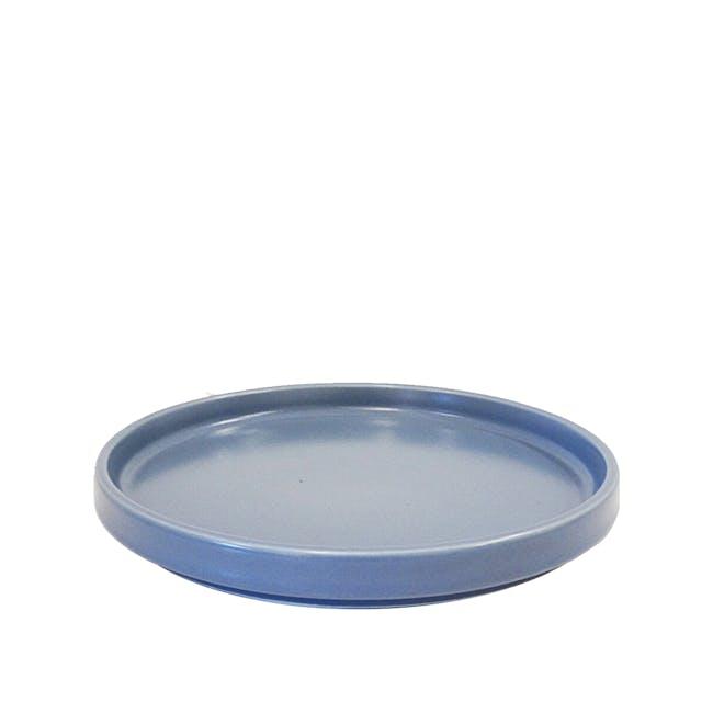 Ceramic Display Tray - Blue Grey - 1