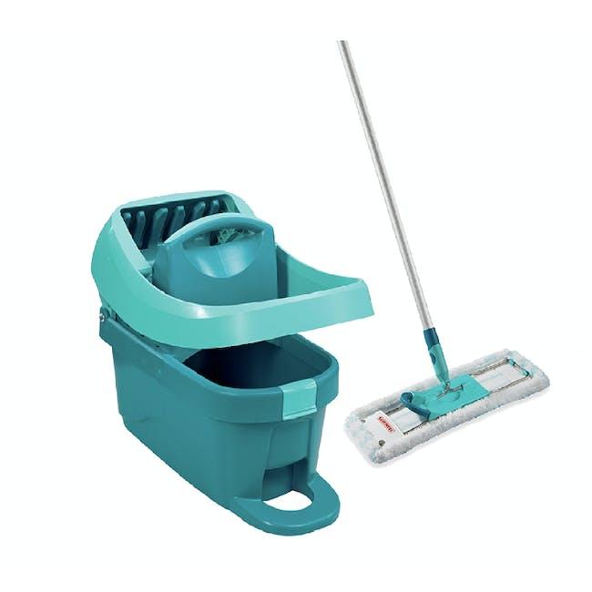 Leifheit Profi System High Quality Press Mop with Bucket Set - 1