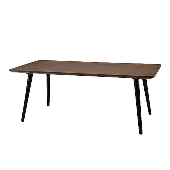 Carsyn Rectangular Coffee Table - Cocoa - 1