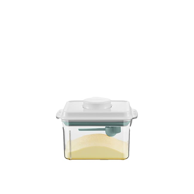 ANKOU Rectangle Air Tight Container with Spoon (3 Sizes) - 2
