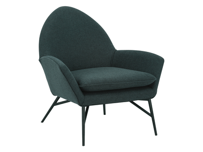 Esther Lounge Chair - Lava