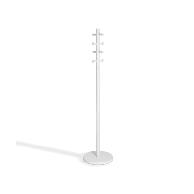 Pillar Coat Rack - White - Image 2