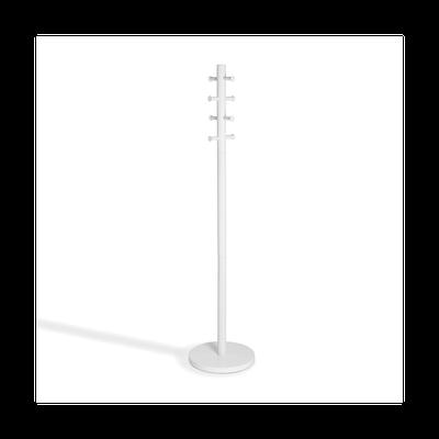 Pillar Coat Rack - White - Image 2