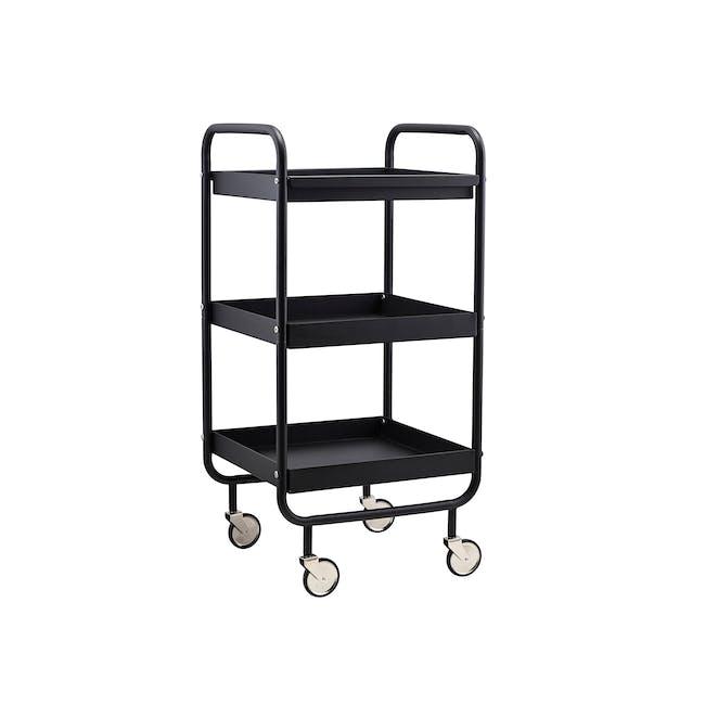 Roll Trolley - Black - 0