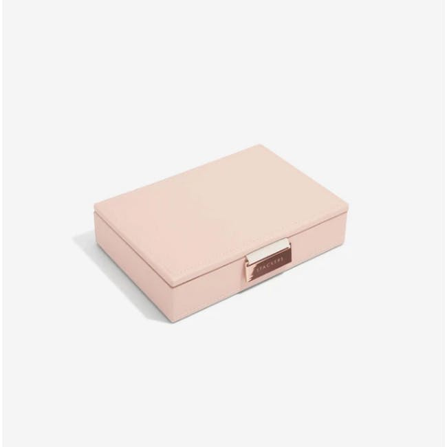 Stackers Mini Jewellery Box with Lid - Blush - 3