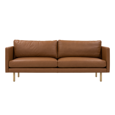 Rexton 3 Seater Sofa and Eames Lounge Chair and Ottoman - Image 2