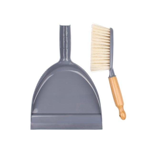 Eco Basics Dustpan And Brush Set - 6