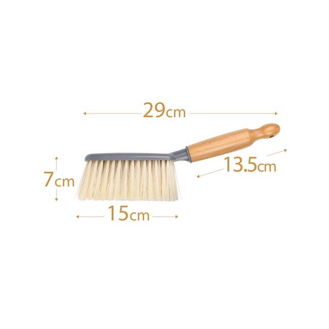 Eco Basics Dustpan And Brush Set - 8