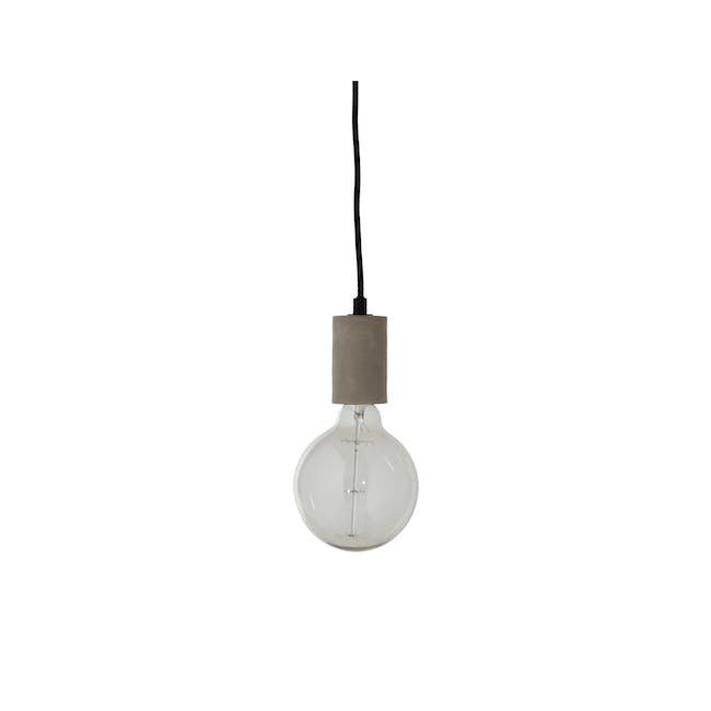 Firefly Pendant Lamp - Concrete - 0