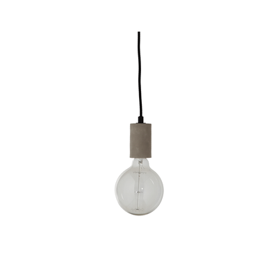 Buy ceiling pendant lamps online in singapore hipvan firefly pendant lamp concrete image 1 mozeypictures Gallery