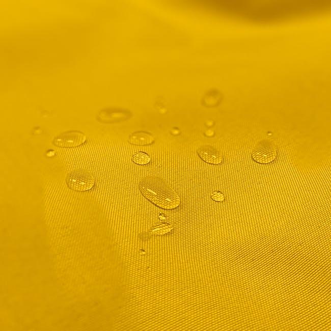 Splash Waterproof Outdoor Triangle Bean Bag - Yellow - 2