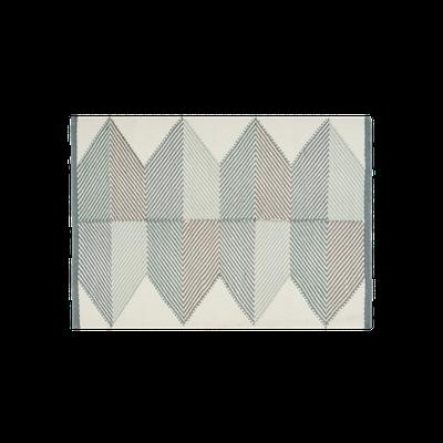 Grafico Lines Rug 2m by 3m - Jade - Image 2