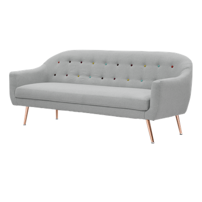 (As-is) Arden 3 Seater Sofa - 3 - Image 2