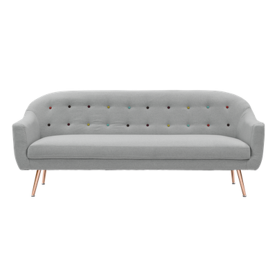 (As-is) Arden 3 Seater Sofa - 3 - Image 1