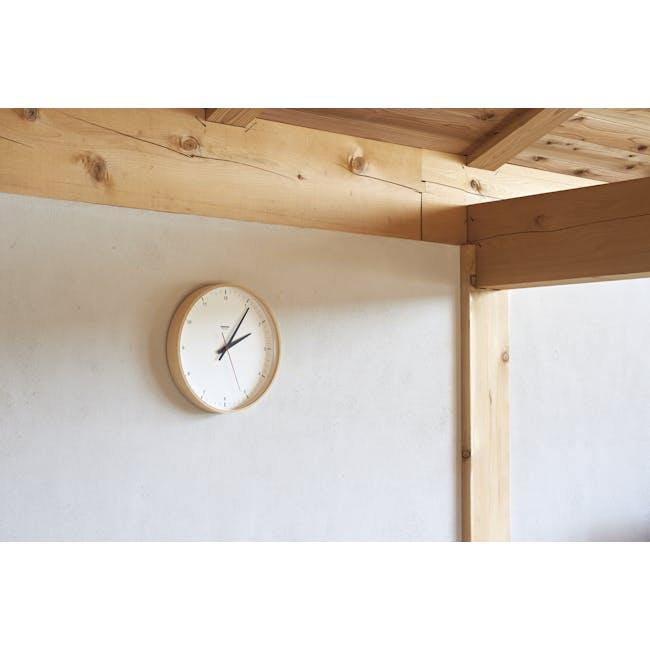 Plywood Clock - 1
