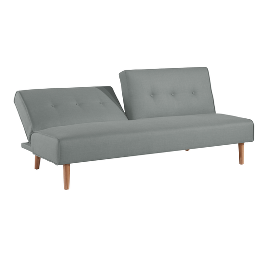 Chloe Sofa Bed Silver