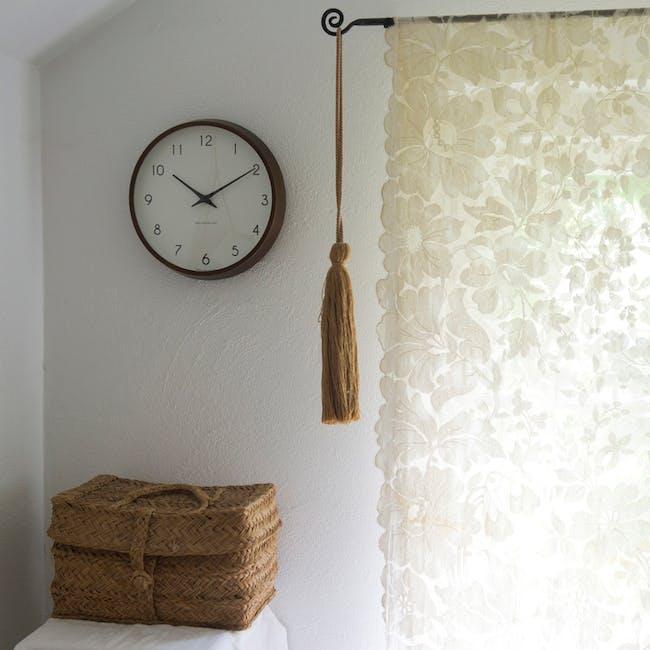 Campagne Clock - Natural - 2