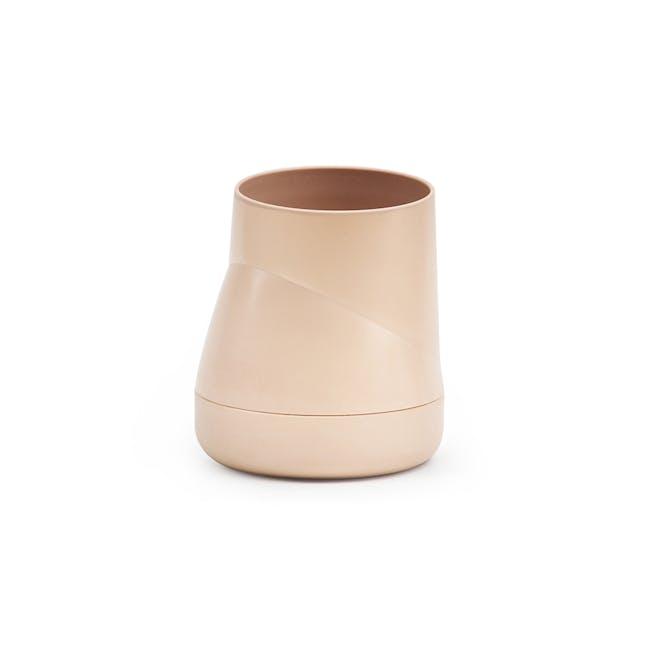 Large Hill Pot - Cream - 0