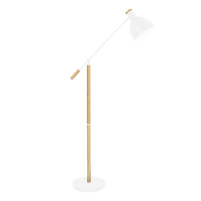 Modern Floor Lamp - White