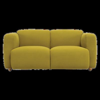 Polo 2 Seater Sofa - Pickle - Image 1