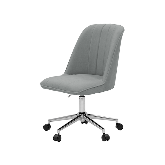 Office Chairs by HipVan - Harper Mid Back Office Chair - Grey
