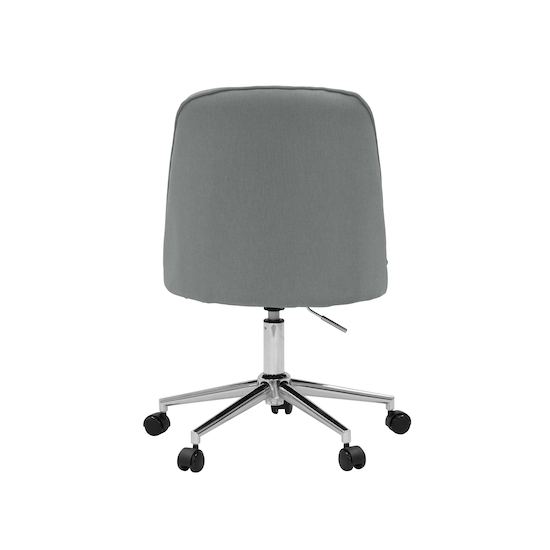 Harper Mid Back Office Chair Grey