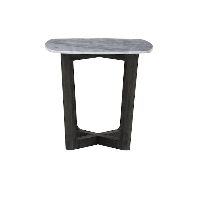 Carson Marble Side Table - 2