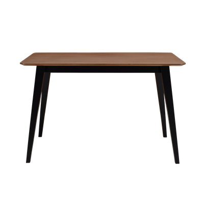 Ralph Dining Table 1.2m - Black, Cocoa - Image 2