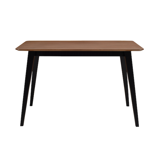 Shape - Ralph Dining Table 1.2m - Black, Cocoa