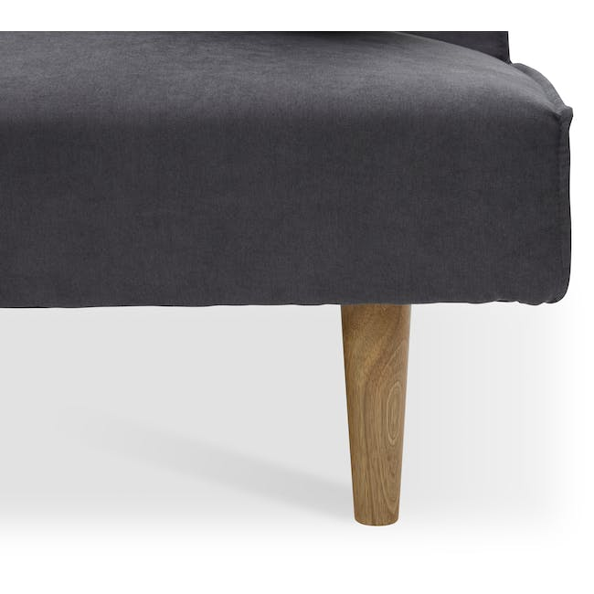 Andre Sofa Bed - Hailstorm - 9